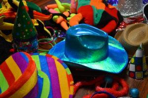 animation chapeaux